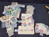 Heritage collection stamps uncirculated 5 cent stamps