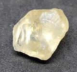 Rough uncut citrine gemstone 16.02ct