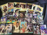 Jombo baseball and football cards