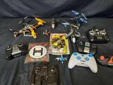Box drones controllers, helicopters and spare parts mini xtreem propel rc acme remote control