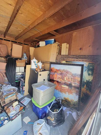 11x17ft Storage Unit entire contents