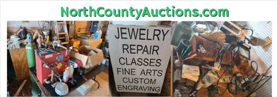 Oceanside Jewelry Maker Abandoned Property Auction