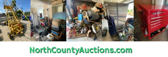 Oceanside Rusty Gold Cleanout Auction