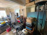 Garage - Tools Sink Stainless Steel Fridge Tools Cages Washing Machine