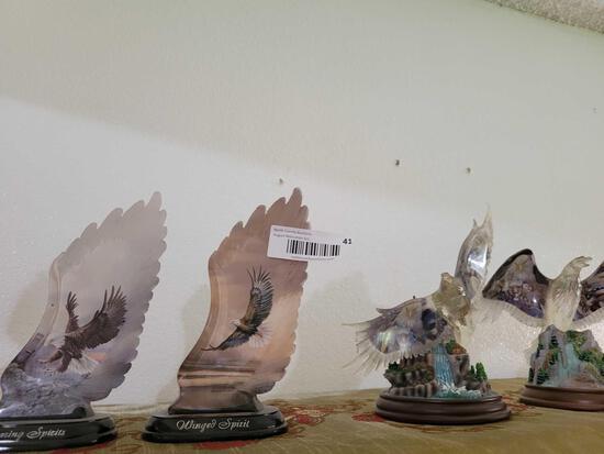 United we Soar collection Eagle's
