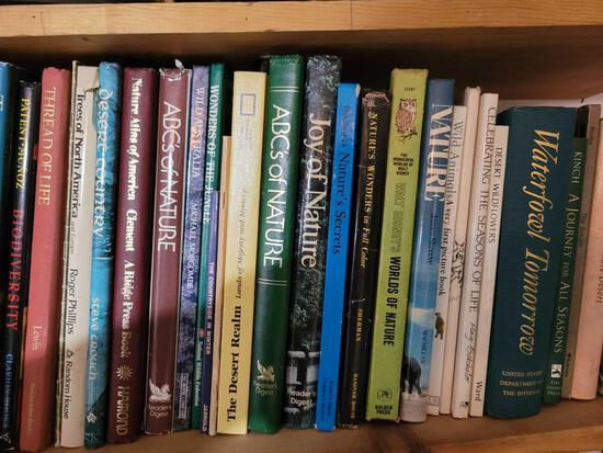 Nature and Animal books