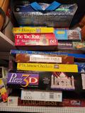 Games and puzzles. Parcheesi checkers chess uno and more