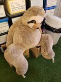 Giant Stuffed Racoon Sloth