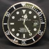 Rolex Watch Submariner Wall Clock