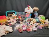 Vintage collectors lot Mini Boyd Bears Babe the Beanie Odie Funky Chicken and more