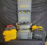 Empty heavy duty storage boxes invicta watch