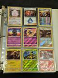 Binder of pokemon cards Holo, Reverse Holo, Rare