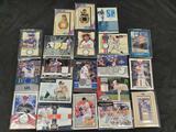 20 jersey Baseball cards