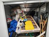 10x20 Storage packed Unit Household Contents, Catering Company
