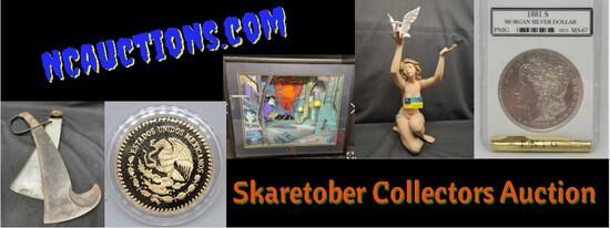 2021 Skaretober Collectors Estate Auction