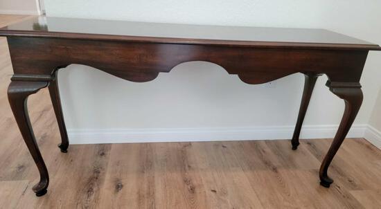 Lane Sofa Table 54 x 27 x 18 in