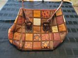 Unique Vintage F. Innocenti Leather purse