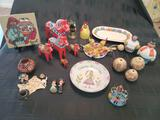 Collectables from around the world Sweden Hungary Acapulco and more
