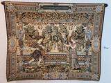 Tapisseries du Lion France. Tapestry entitled