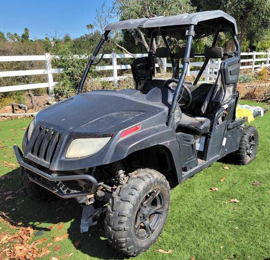 4x4 Ranch Cart