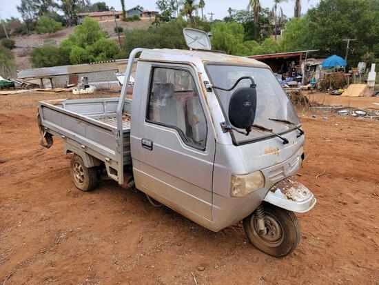 3 Wheel Tiger Truck
