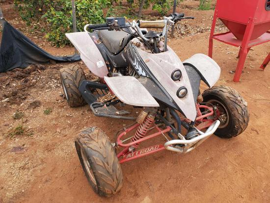 2007 250 Allroad Quad