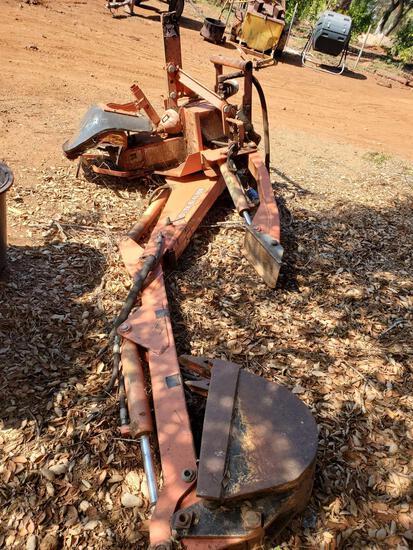 Kubota BL4690B Hydraulic Tractor Arm + Bucket Extension