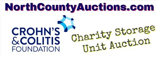 Crohn's  Foundation Charity Storage Unit Auction