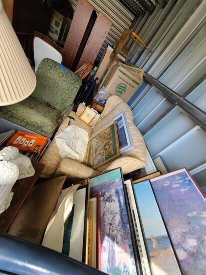 Palomar Health Foundation Storage Unit Auction