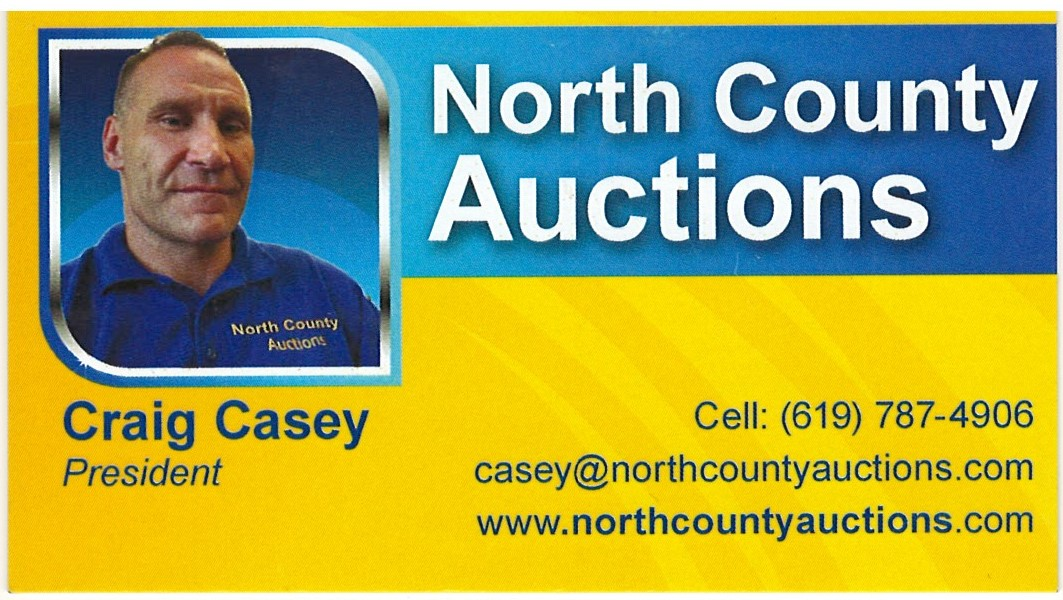 NorthCountyAuctions.Com