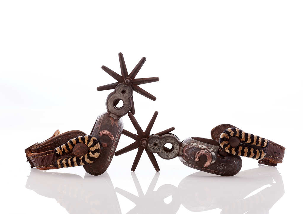 Chihuahuan Style Spurs