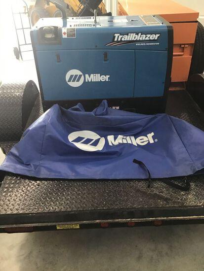 Miller Welder Trail Blazer 325 EFI
