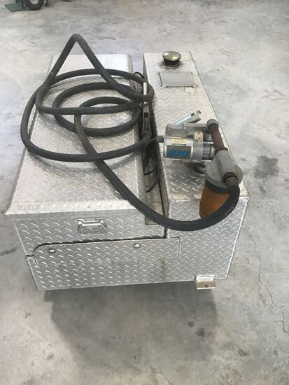 Fuel tank and Tool Box