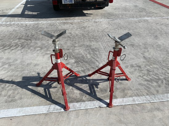 Heavy Duty Pipe Stands