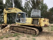 Kobelco SK330LC Excavator sn# YC06-U0360