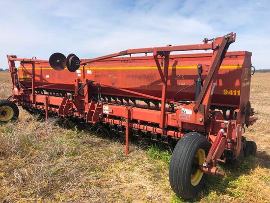 Sunflower 9411 20' Drill