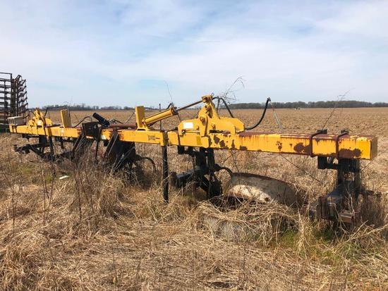 Landoll 4 row Drain Plow