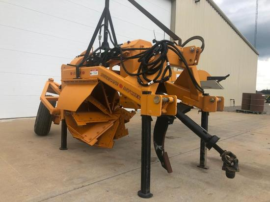 Hurricane 3pt 42 HD PTO Ditcher