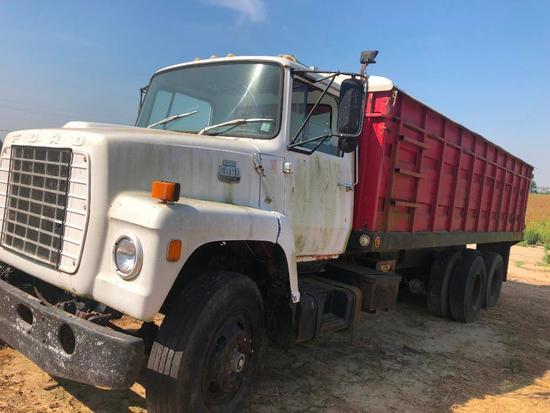 Ford 8000 Bob/Dump Truck
