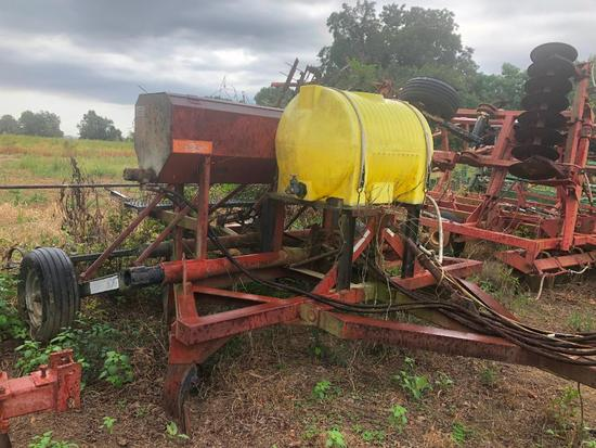 Hula Hog Levee Squeezer w/ seeder and sprayer