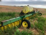 8 row Broadcast Hooded Sprayer w/ tank and pump