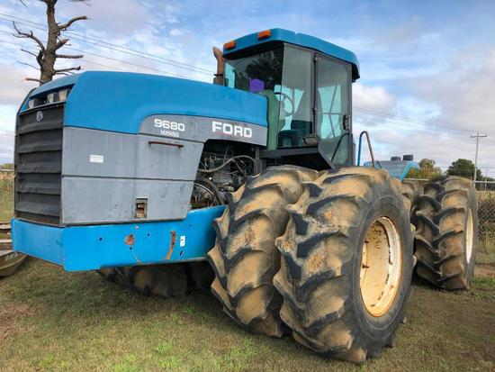 Ford/Versatile 9680 4wd