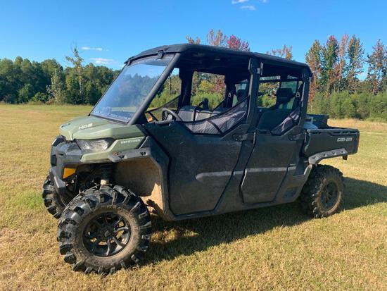 2019 Can Am Defender 800 MAX