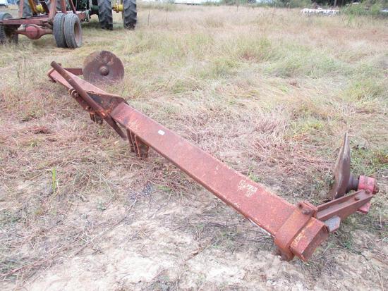 W&A Wetland Ditcher Furrow Plow