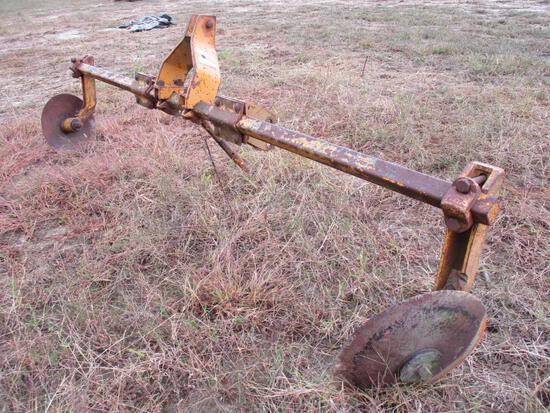 AMCO 2 Blade Furrow Plow