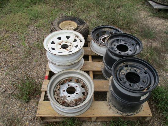 Miscellaneous Wheels and Tires