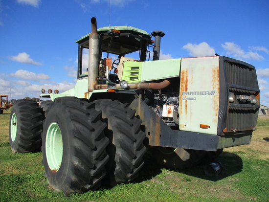 Brock Laser and Land Leveling Retirement Auction