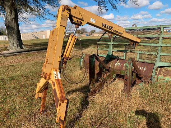 Woods Hydra Boost 3pt Lift Pole