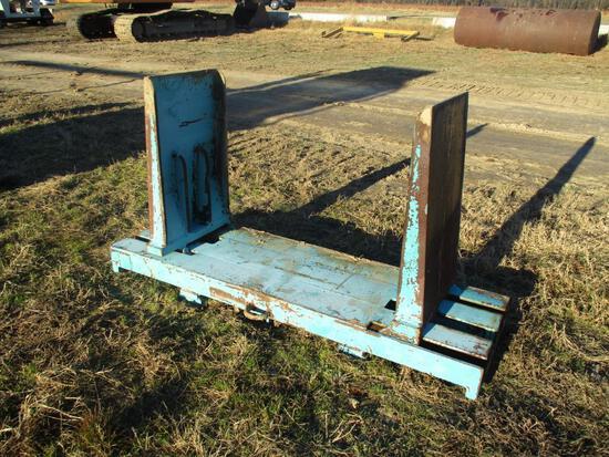 Forklift Bale Squeezer attachment