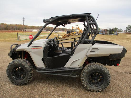 2016 Can Am Commander
